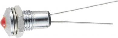 Lampă de semnalizare R9-103L, led 3 mm, verde