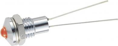 Lampă de semnalizare R9-3612, led 3 mm, verde