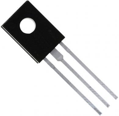 Tranzistor bipolar discret BD137-16STU, NPN, 1 canal, TO-126-3, ON Semiconductor