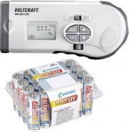 Set tester baterii Voltcraft...