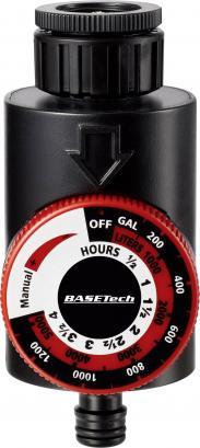 Regulator volum de apă, Basetech