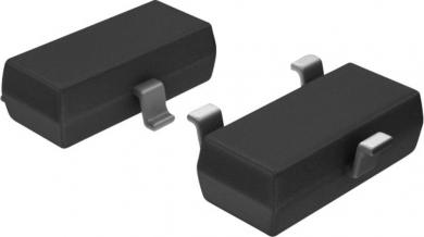 Tranzistor bipolar Infineon BC 847-B NPN, carcasă SOT 23, I(C) 100 mA