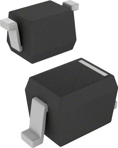 Diodă varicap (diodă capacitivă) Infineon BB 640, carcasă SOD 323