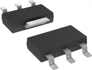 Tranzistor bipolar Infineon BCP 28 PNP, carcasă SOT 223, I(C) 0.5 A