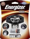 Lanternă frontală cu 3 leduri, negru, Energizer