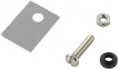 Set material de montare pentru carcasă TO 220 SCI A18-9B