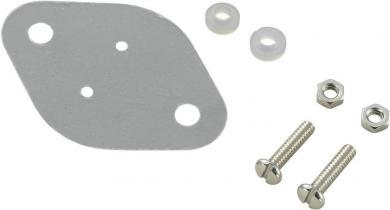 Set material de montare pentru carcasă TO 3 SCI A18-9C
