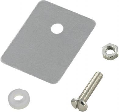 Set material de montare pentru carcasă TO 218 SCI A18-9D