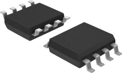 Circuit integrat liniar ST Microelectronics LM 393 D, carcasă tip SO 8, versiune Dual bip. Volt.-Comp.