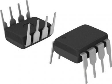 Circuit integrat liniar ST Microelectronics LM 393 N, carcasă tip DIP 8, versiune Dual bip. Volt.-Comp.