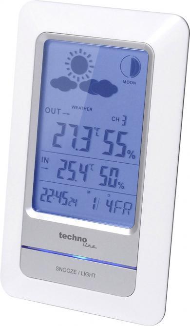 Staţie meteo wireless Techno Line WS 6740