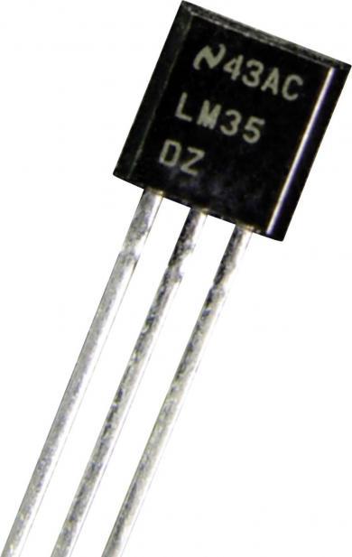 Senzor de temperatură pentru modul măsurare umiditate relativă Hygrosens LM 35 DZ