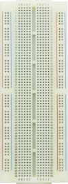 Breadboard portabil 840 puncte (L x l x Î) 172.7 x 64.5 x 8.5 mm Tru Components 0165-40-4-27020