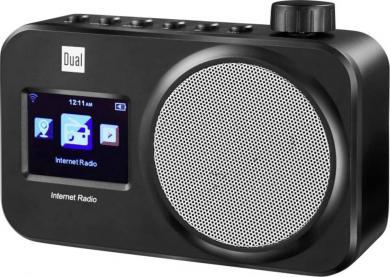 Internet radio portabil Dual IR 11, negru
