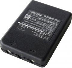 Acumulator de rezervă tip Autec MBM06MH pentru telecomenzi macarale, 7,2 V, 700 mAh, Beltrona