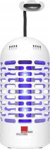 Aparat UV anti-insecte Swissinno Premium, 3 W, (Ø x Î) 100 x 225 mm, alb