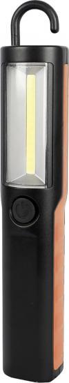 Lampă de lucru COB-led cu acumulator Kunzer PL-045, 3 W, 200 lm