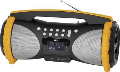 Radio FM stereo cu Bluetooth AEG SR 4367 BT, IP44