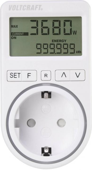 Contor consum energie Voltcraft SEM4500
