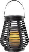 Lampă led decorativă Polarlite Rattan 180 chihlimbar 0.6 W