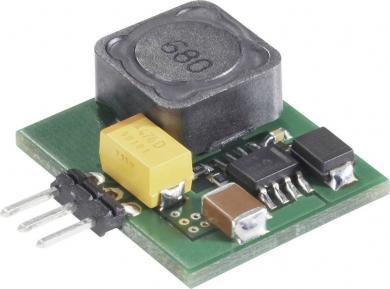 Regulator de comutare tip W78, tensiune de ieşire 3.3 V, tensiune de intrare 5.5 - 34 V