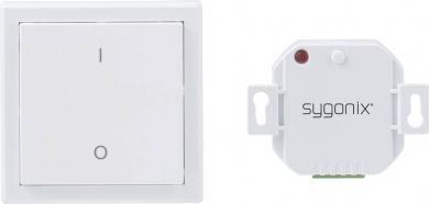 Set întrerupător de perete şi comutator wireless RSL, 2000 W, 70 m, Sygonix