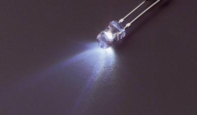 Led ultra-luminos Nichia NSPW315DS, alb