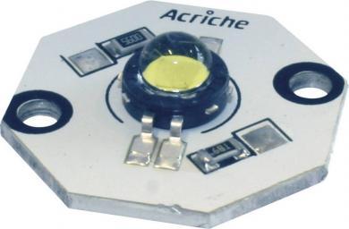 Modul led rotund high-power Acriche pentru tensiunea de reţea 230 V/AC, tip AW3231, alb curat, temperatura de culoare 6500 K