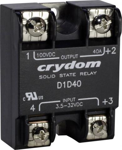 Releu electronic cu ieşire DC Serie 1-CD Crydom D2D12