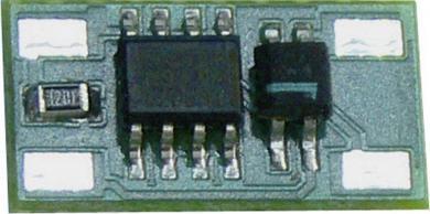 Sursă de alimentare constantă pentru leduri MKSQ-20mA, tip micro, reglare analogică