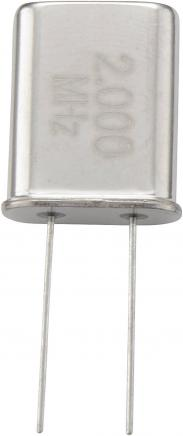 Cristal cuarț HC-49/U, 8 MHz,...