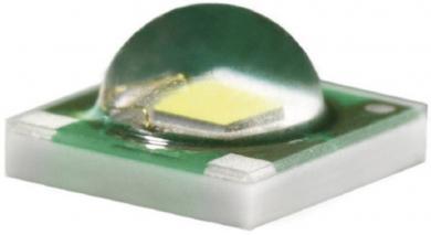 Led Cree® Xlamp® XP-E pe placă, tip XPEWHT-H1-STAR-00BE6, alb cald, temperatura de culoare 3500 K