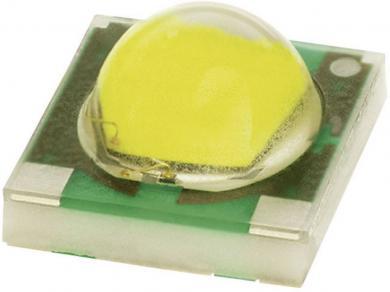 Led Cree® Xlamp® XP-G pe placă tip XPGWHT-L1-STAR-00DE7, alb cald, temperatura de culoare 3000 K