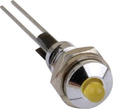 Montură led metalică, suprafaţă cromată, tip 2665.8021