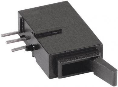 Întrerupător basculant FEL THT Mentor 1850.1031 1 x ON/ON 60 V/AC/DC 0,5 A