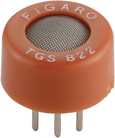 Senzor de gaz Figaro TGS 822, (Ø x Î) 17 mm x 10 mm