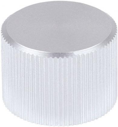 Buton metalic de înaltă calitate Mentor, Ø ax 6 mm, tip 505.611