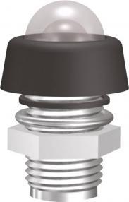 Soclu crom etanş pentru LED de...