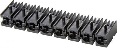 Suport din plastic pentru leduri de 3 mm