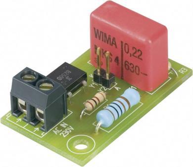 Modul de comandă pentru led 230LV02, tensiune de operare 230 V/AC, I(F) 18 - 20 mA