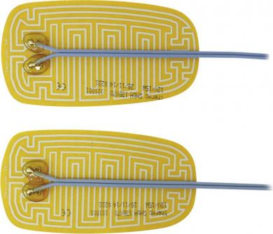 Element de încălzire pentru oglindă exterioară de maşină Thermo, 12 V/DC, 15 W