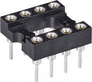 Soclu circuit integrat 8 pini,...