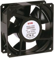 Ventilator axial 115 V/AC,...