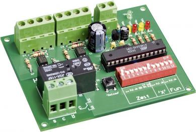 Releu electronic temporizator, modul