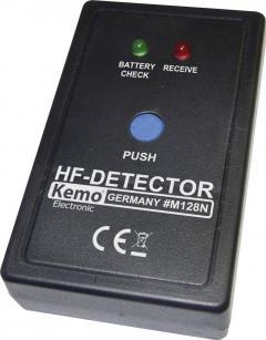 Detector HF Minispion Finder (microfoane ascunse)