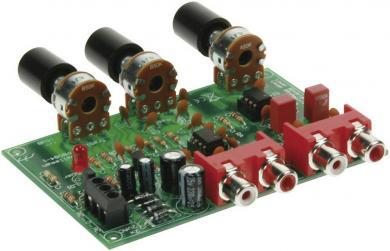Kit reglare volum şi tonalitate 2 x 12 V/AC, 100 mA, 5 W (RMS)