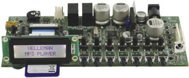 Modul MP3 player, 2 x 5 W (RMS), 12 V/DC, 1 A