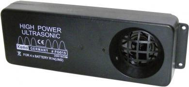 Generator ultrasunete de înaltă putere anti-jderi, rozătoare, șoareci, mistreți, căprioare
