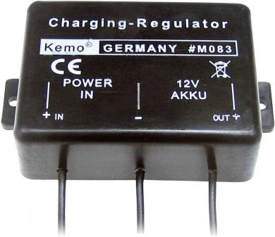 Modul regulator de încărcare acumulatoare 12 V