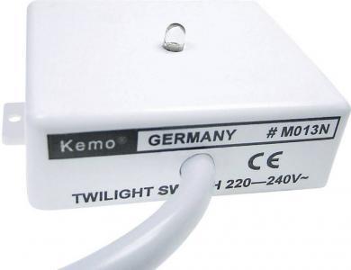 Comutator crepuscular 220-240 V/AC